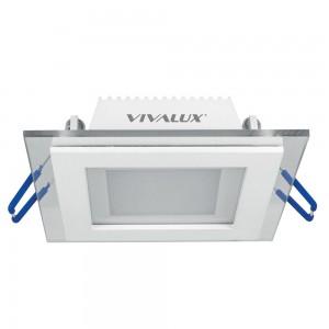 Панел - квадратен VIVALUX KARE LED 6W 3000K-WW