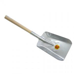 Лопата за въглища черна 17.5 см, поцинкована с дръжка ф37 YAPARLAR