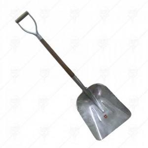Лопата за зърно алуминиева YAPARLAR с дръжка и ръкохватка