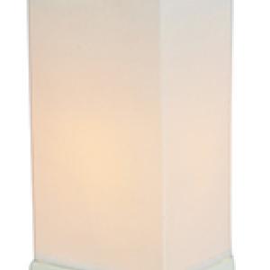 Лампа настолна АТ11405 OFFWHITE Е14