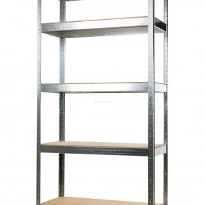 Стелаж метален STANDART 5 1800х900х400