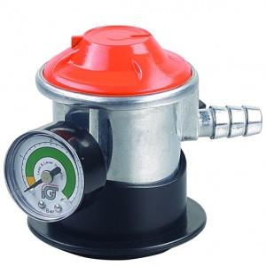 Редуцир вентил ниско налягане с клапан и манометър PREMIUM