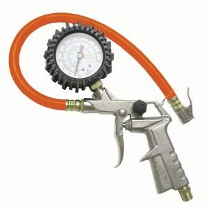 Пистолет за гуми с манoметър Premium