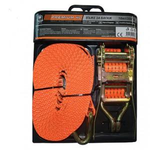 Въже за багаж 8мХ50мм PREMIUM HD