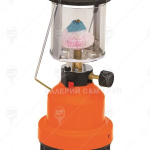 Къмпинг лампа 190гр. с метално тяло PREMIUM GAS