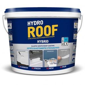 Хидрозол® HYDRO ROOF хибридна хидроизолация за покриви
