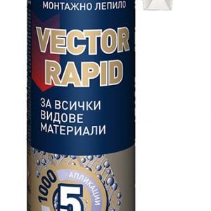 Лепило монтажно TYTAN VECTOR RAPID бяло