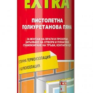 Полиуретанова пяна Терафлекс EXTRA  пистолетна