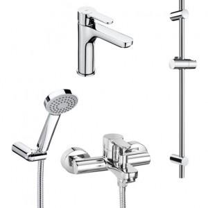 Комплект смесители за баня ROCA L20 3 в 1