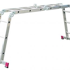 Професионална алуминиева стълба KRAUSE CORDA 4х3