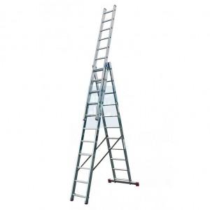 Професионална трираменна стълба 3x06 /4,55 м/