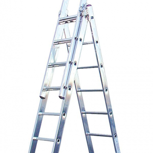 Професионална алуминиева стълба Corda 3х10