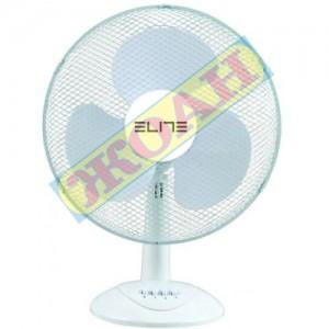 """Вентилатор настолен 12"""" Elite EFT-0442"""