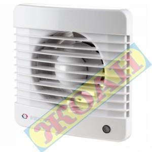 Безшумен вентилатор за баня VENTS Серия M Silenta